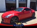 2005 Nissan 350Z Borla 6 speed Custom Red leather seats in Guelph, Ontario