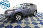 2012 Honda CR-V EXL AWD/REV CAM/SUNROOF/LTHR in Winnipeg, Manitoba