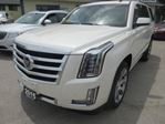 2015 Cadillac Escalade 'LOW KM'S' LOADED FOUR-WHEEL DRIVE 7 PASSENGER  in Bradford, Ontario