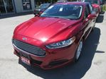 2014 Ford Fusion FUEL EFFICIENT SE MODEL 5 PASSENGER SYNC TECHNO in Bradford, Ontario
