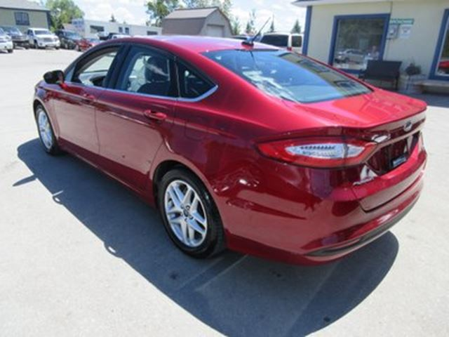2014 ford fusion fuel efficient se model 5 passenger sync techno bradford ontario car for. Black Bedroom Furniture Sets. Home Design Ideas