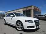 2012 Audi A4 2.0T QUATTRO, PREMIUM, LEATHER, ROOF! in Stittsville, Ontario