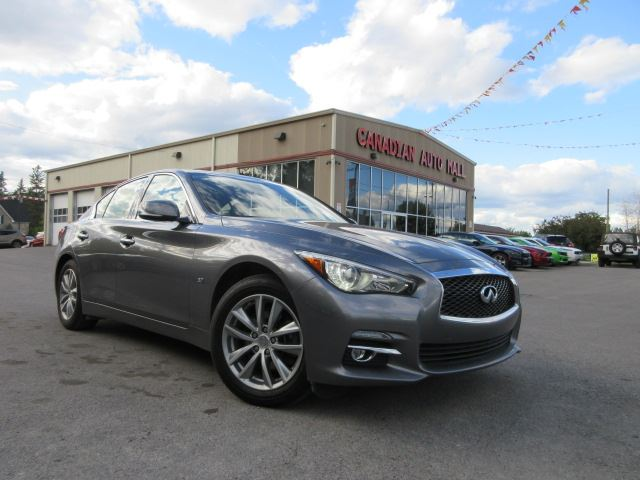 2014 infiniti q50 awd nav roof leather 32k stittsville ontario used car for sale 2520366. Black Bedroom Furniture Sets. Home Design Ideas