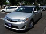 2012 Toyota Camry LE in Mississauga, Ontario