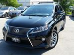 2015 Lexus RX 350 Technology | Navigation, 15 Speakers Mark Levinson Surround, Premium Leather Heated Seats, Head-Up Display, Blind Spot Monitor, Heated Steering Wheel, Parking Assist in Mississauga, Ontario