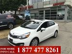 2012 Kia Rio EX, Sunroof, Alloys, B/tooth, Htd. Seats in Mississauga, Ontario
