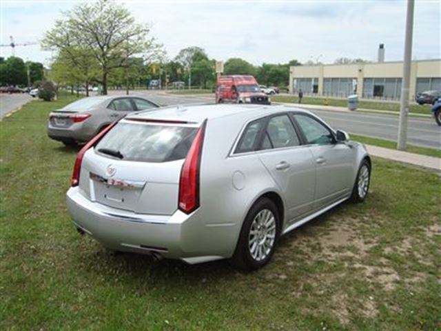 2010 cadillac cts awd rare wagon low km toronto ontario used. Cars Review. Best American Auto & Cars Review