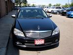 2008 Mercedes-Benz C-Class C300 4 matic one owner no accidents in Mississauga, Ontario