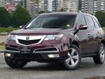 2011 Acura MDX Tech 6sp at in Vancouver, British Columbia