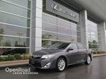 2013 Toyota Camry XLE in Richmond, British Columbia