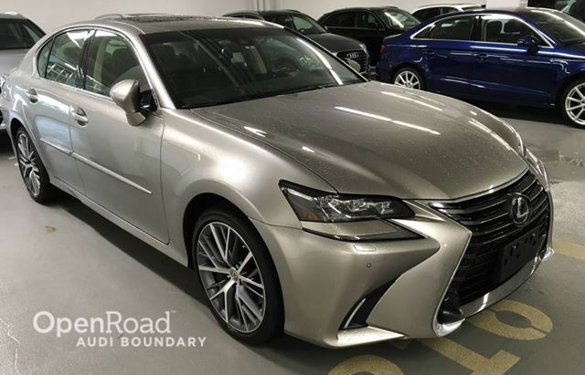 2016 lexus gs 350 4dr sdn awd grey openroad audi. Black Bedroom Furniture Sets. Home Design Ideas