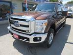 2011 Ford F-250 3/4 TON WORK READY XLT MODEL 6 PASSENGER 6.2L - in Bradford, Ontario