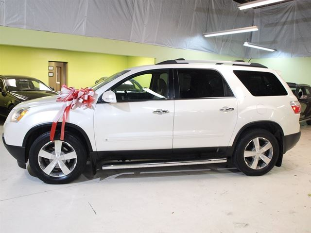 2010 gmc acadia slt awd rear view camera leather vaughan. Black Bedroom Furniture Sets. Home Design Ideas