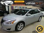 2015 Nissan Altima 2.5 SL**NAVIGATION**BLIND SPOT**R/CAMERA in Vaughan, Ontario
