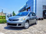 2012 Nissan Versa S AUTO*A/C*BAS KILO in Longueuil, Quebec
