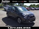 2015 Fiat 500L Trekking Hatchback  CLOTH  SUNROOF  NAV in Windsor, Nova Scotia