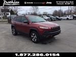 2014 Jeep Cherokee Trailhawk 4x4  LOADED  CLOTH  HEATED SEATS  BL in Windsor, Nova Scotia