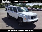 2015 Jeep Patriot Sport 4x4  HIGH ALTITUDE  LEATHER  SUNROOF  SA in Windsor, Nova Scotia