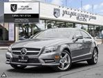 2012 Mercedes-Benz CLS-Class CLEAN CARPROOF | NIGHT VISION | MASSAGE SEATS | DESIGNO | NAVI  in Markham, Ontario
