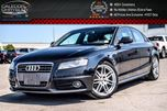 2010 Audi A4 2.0T Premium S Line Quattro Sunroof Bluetooth Leather 19Alloy Rims in Bolton, Ontario
