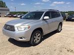 2008 Toyota Highlander V6 AS IS AWD Roof Rack in Orangeville, Ontario