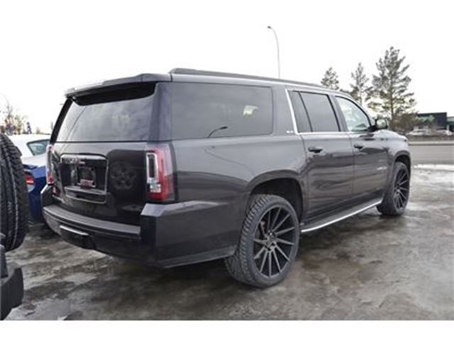 2015 gmc yukon xl slt 7 seater dvd call today edmonton alberta car for sale 2521460. Black Bedroom Furniture Sets. Home Design Ideas