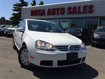 2007 Volkswagen Rabbit 5dr HB Auto PW PL PM SAFETY ETEST A/C NO RUST CLEA in Oakville, Ontario