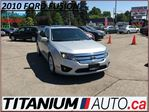 2010 Ford Fusion BlueTooth+Sunroof+Power Seat+Traction Control+XM++ in London, Ontario