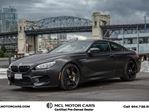 2015 BMW M6 Coupe in Vancouver, British Columbia