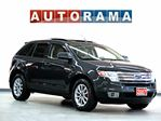 2007 Ford Edge SEL PLUS NAVIGATION LEATHER SUNROOF AWD in North York, Ontario