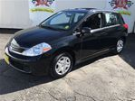 2012 Nissan Versa 1.8 S, Automatic, Sunroof in Burlington, Ontario