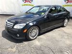 2010 Mercedes-Benz C-Class C250, Automatic, Leather, Heated Seats, AWD in Burlington, Ontario