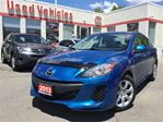 2013 Mazda MAZDA3 GX - KEYLESS ENTRY WITH UNDER 30,000 KMS!! in Toronto, Ontario