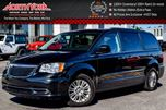 2015 Chrysler Town and Country Touring Convenience,Dual DVD/Blu-Ray Grps Sunroof Leather 17 Alloys in Thornhill, Ontario