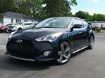 2013 Hyundai Veloster Turbo w/Matte Grey in Port Hope, Ontario
