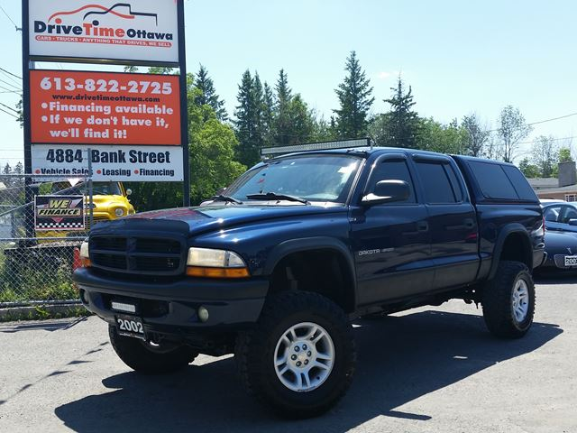 2002 Dodge Dakota Quad Cab Sport 4x4 Quot Lifted Quot Ottawa