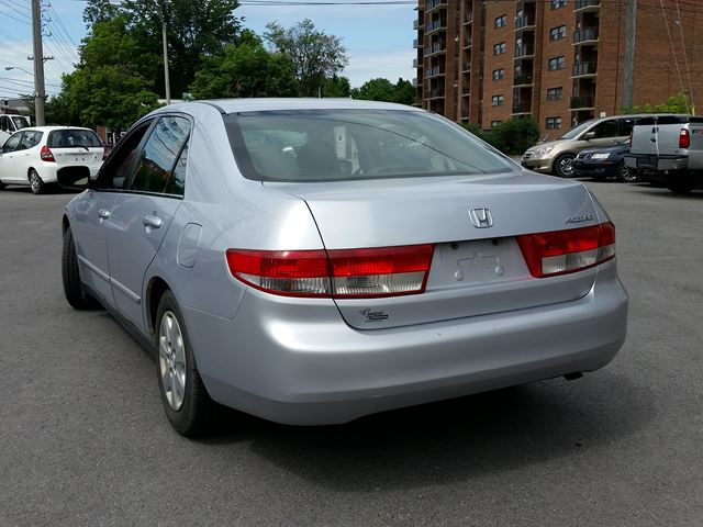 2004 honda accord lx ottawa ontario used car for sale. Black Bedroom Furniture Sets. Home Design Ideas
