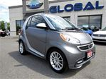 2013 Smart Fortwo passion NAVIGATION , HEATED SEATS , AC. in Ottawa, Ontario