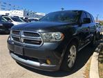 2013 Dodge Durango SXT,AWD,LEATHER,DVD in Mississauga, Ontario