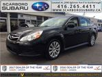 2012 Subaru Legacy 3.6R Limited PKG, FROM 1.9% FINANCING AVAILABLE in Scarborough, Ontario