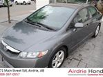 2010 Honda Civic Sport *Local Trade-In, One Owner* in Airdrie, Alberta