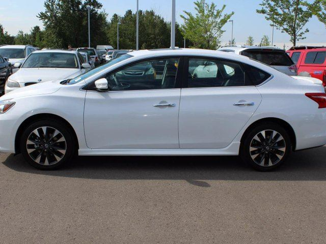 2016 nissan sentra 1 8 sr edmonton alberta car for sale. Black Bedroom Furniture Sets. Home Design Ideas