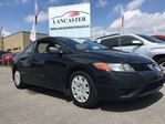 2007 Honda Civic DX Coupe AT in Ottawa, Ontario