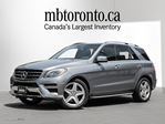 2013 Mercedes-Benz M-Class ML350 BlueTEC 4MATIC in Markham, Ontario