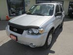2007 Ford Escape LOADED LIMITED EDITION 5 PASSENGER AWD.. 3.0L - in Bradford, Ontario