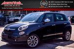 2015 Fiat 500L Lounge CleanCarProof PanoSunroof Nav SatRadio Htd Front Seats 17Alloys  in Thornhill, Ontario