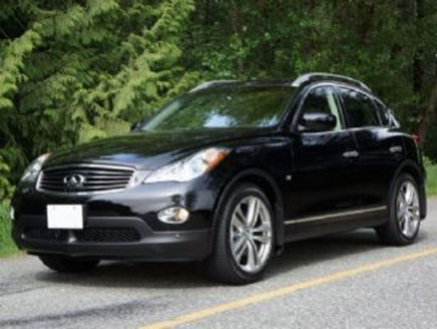 2015 infiniti qx50 awd journey black lease busters. Black Bedroom Furniture Sets. Home Design Ideas