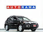 2011 Acura RDX TECH PKG NAVIGATION BACK UP CAM LEATHER SUNROOF AWD in North York, Ontario