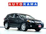 2013 Acura RDX LEATHER SUNROOF BACK UP CAMERA AWD in North York, Ontario