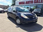 2007 Toyota Sienna 5dr LE 7-Passenger 2WD LOW KM SAFETY ETEST A/C PW in Oakville, Ontario